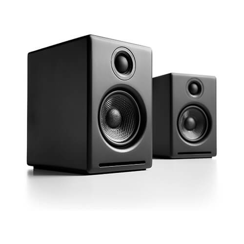 Audioengine P4 - top best bookshelf speakers for listening to music under 0