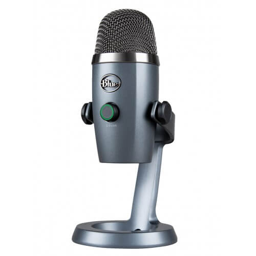 Blue Yeti Nano - best budget cheap affordable usb microphone for voice over recording