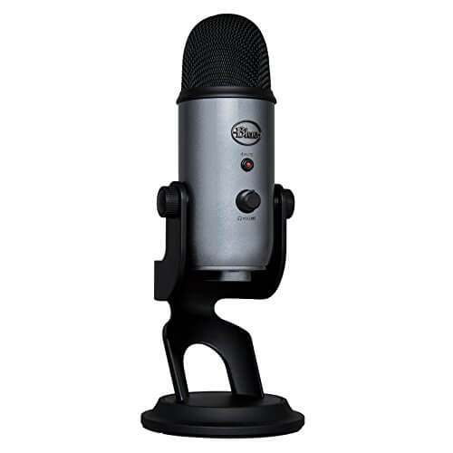 Blue Yeti - best microphone for gaming and streaming
