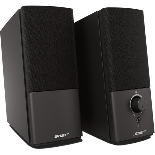 Bose Companion 2 - best computer speakers for music listening