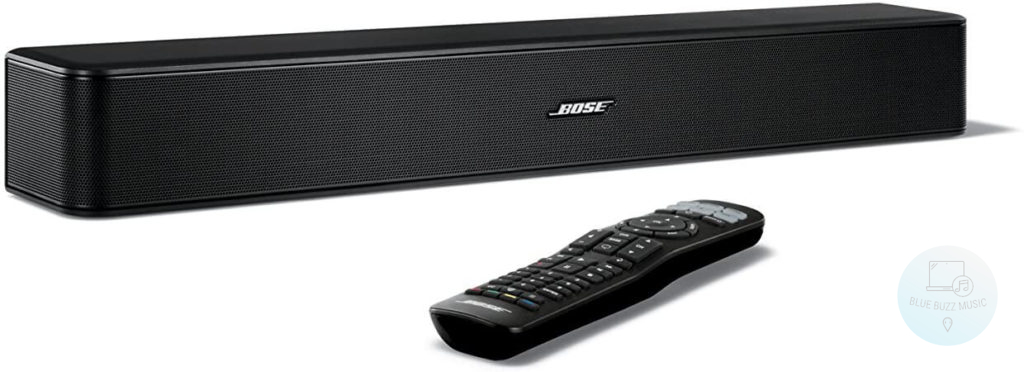 Bose Solo 5 TV Soundbar Sound System - best budget cheap affordable soundbar for listening to music
