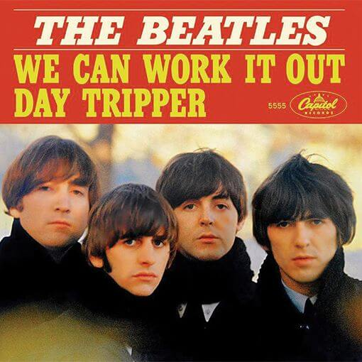Day Tripper by The Beatles - good easy guitar tabs for beginners