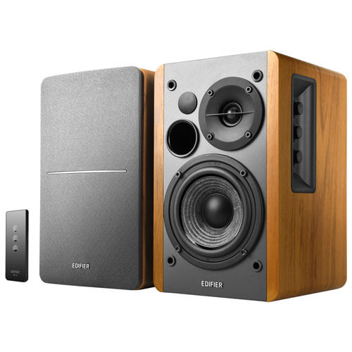 Edifier R1280T - best bookshelf speaker system under 0