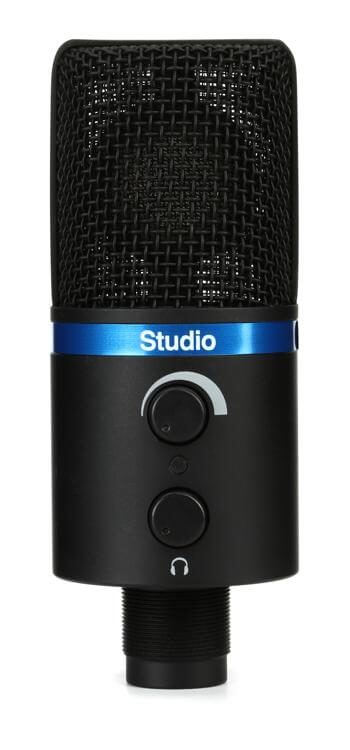 IK Multimedia iRig Mic Studio - best extrenal microphonr for iphone 7, 8, x