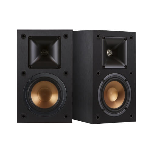 Klipsch R-14M - best bookshelf speakers under 0 for classical music low volume listening