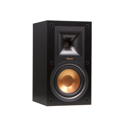 Klipsch R-15M - best bookshelf speakers under 0 for vinyl turntable