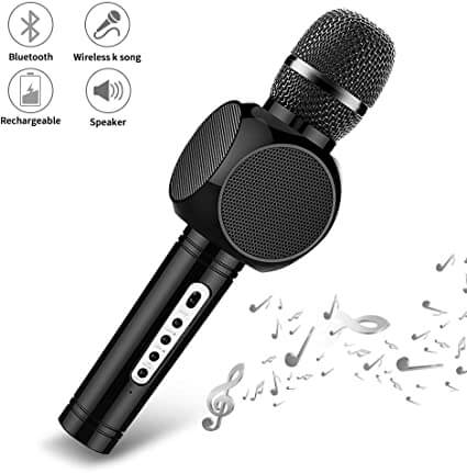 Ksera - best mom approved microphones for kids, toddlers, teens