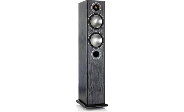 Monitor Audio Bronze Series 5 - top best floor standing tower speakers for watching tv, movies, gaming