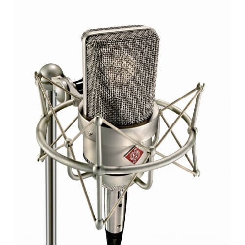Neumann TLM 103 - best microphone for voice recording