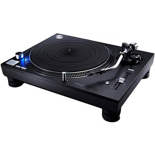Panasonic Technics SL-1210GR - best direct drive dj turtable system for scratching