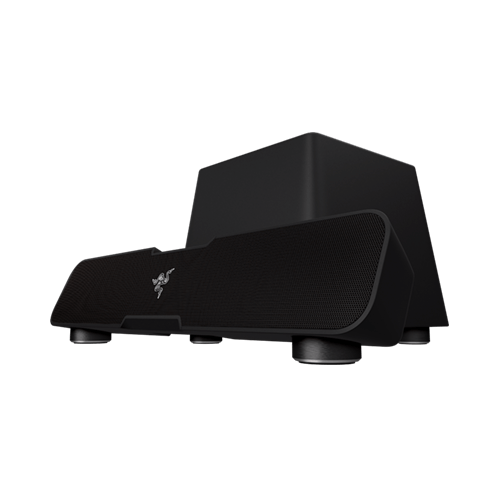 Razer Leviathan Dolby - best audiophile bluetooth computer speakers for listening to music