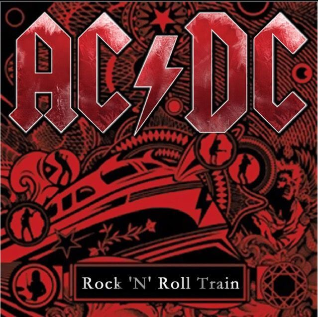 Rock and Roll Train by ac-dc - easy guitar tabs of popular songs