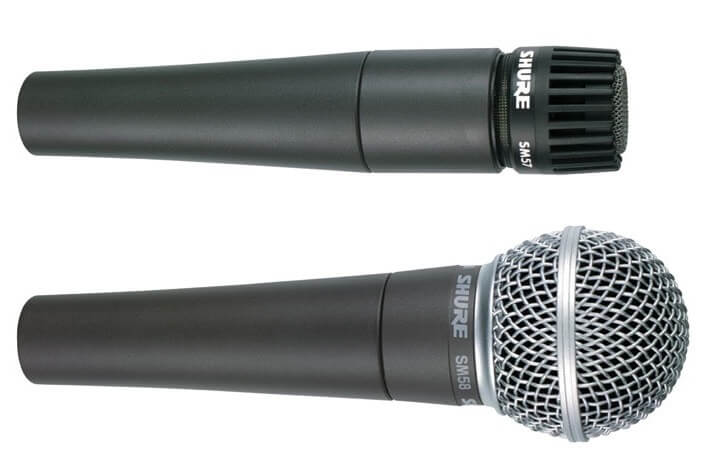 Shure SM57 Vs SM58 Review - How Do They Compare