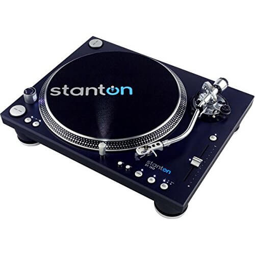 Stanton ST150 Digital - best dj turntables for the money (digital)