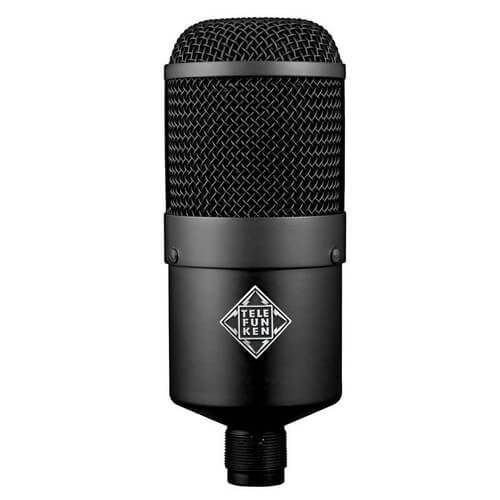 Telefunken M82 - best professional gaming mic for speaking and streaming