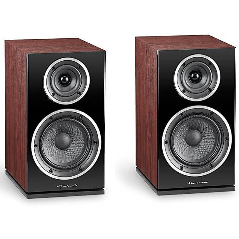 Wharfedale Diamond 225 - best floor speakers for vinyl and classical music listening