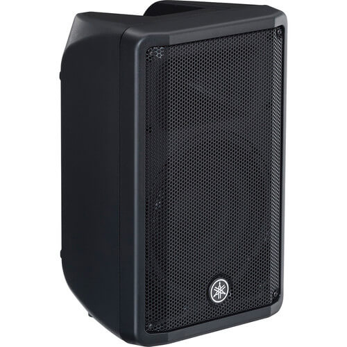 Yamaha DBR 12 - best powered pa speakers for house parties