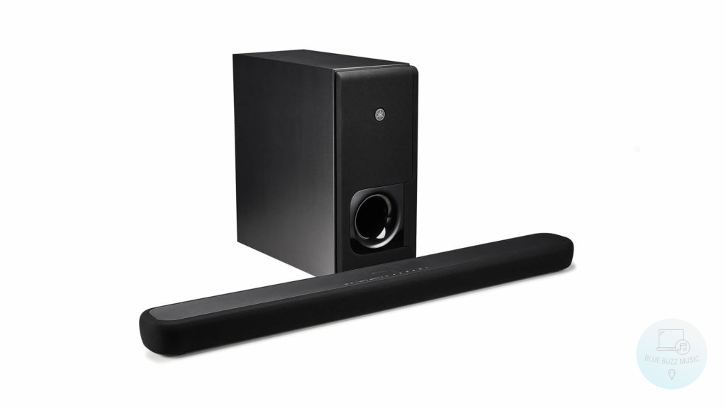 Yamaha YAS-209 - best cheap soundbar with subwoofer and wireless bluetooth connection under 0