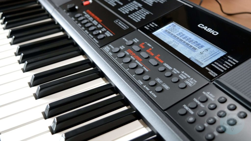 Casio Light Up Keyboard Songs