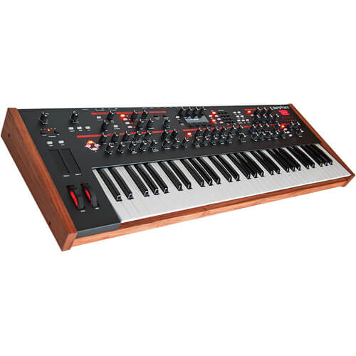 Dave Smith Instruments Prophet 12 - best synthesizer keyboard for live performance