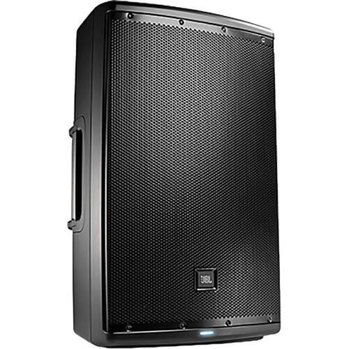 JBL EON612 - best powered pa bluetooth speakers for dance studio