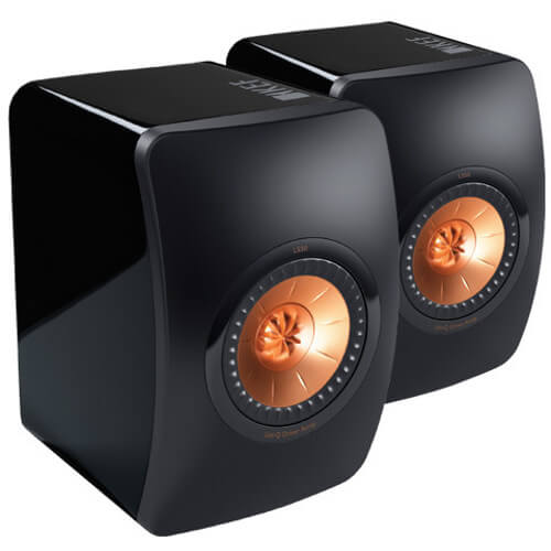 KEF LS50 - best vintage speakers for classical music