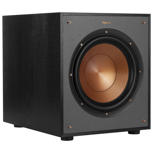 Klipsch R-10SWi - best budget powered subwoofer for audiophiles