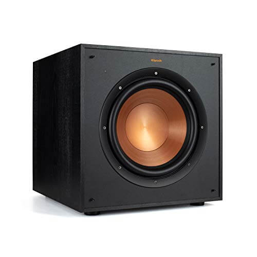 Klipsch Synergy Sub-100 - best subwoofer fro music only