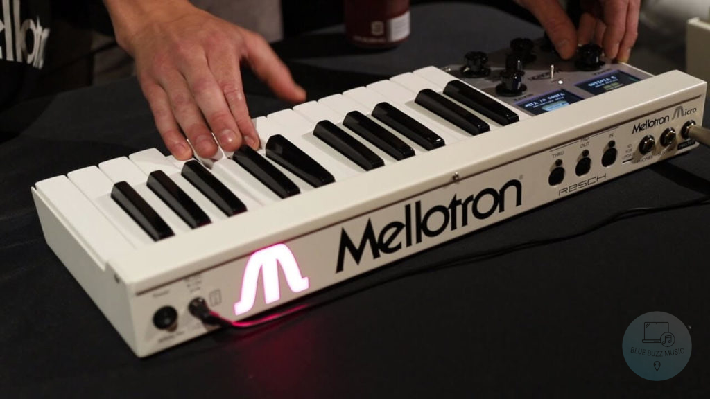 Mellotron M4000D Mini Review – Updated