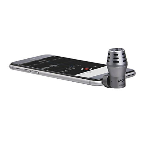 Movo MA 200 - best cheap microphone for ipad for beginners