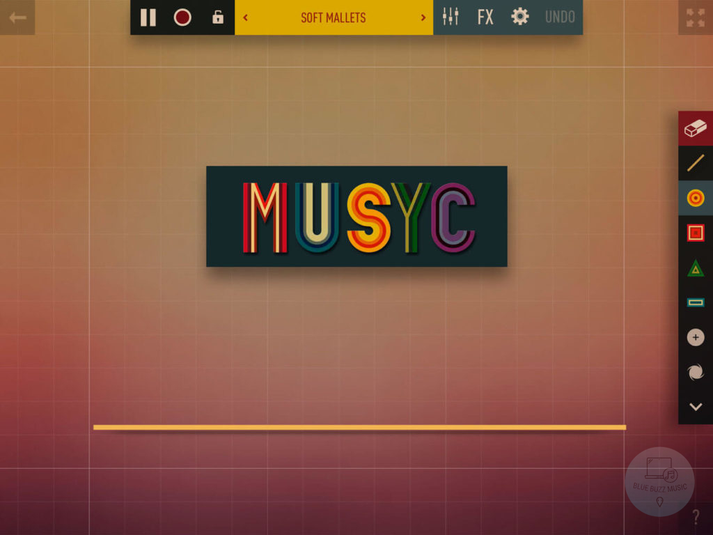Musyc - best ipad and iphone mobile beat making app for djing