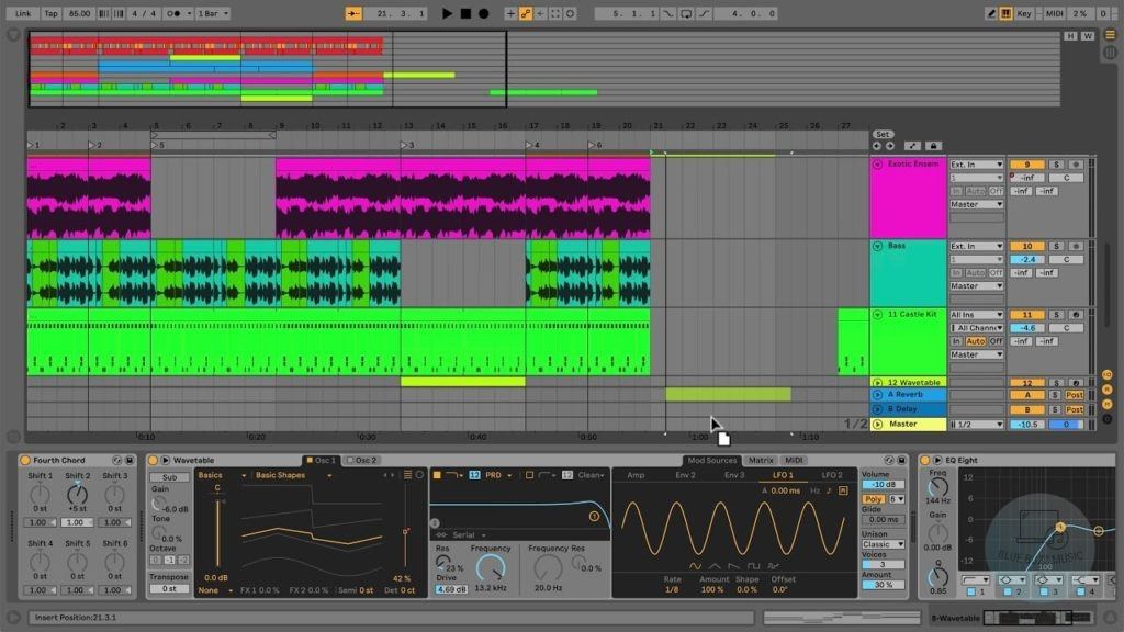 is ableton live the best daw for orchestral music