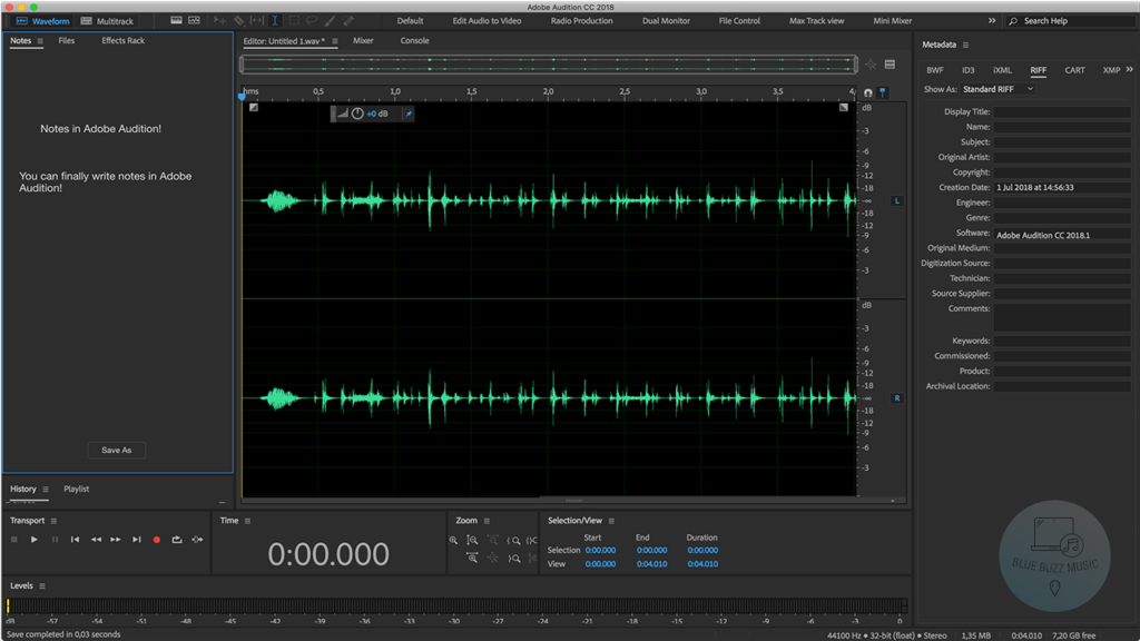is adobe audition the best daw for podcasting