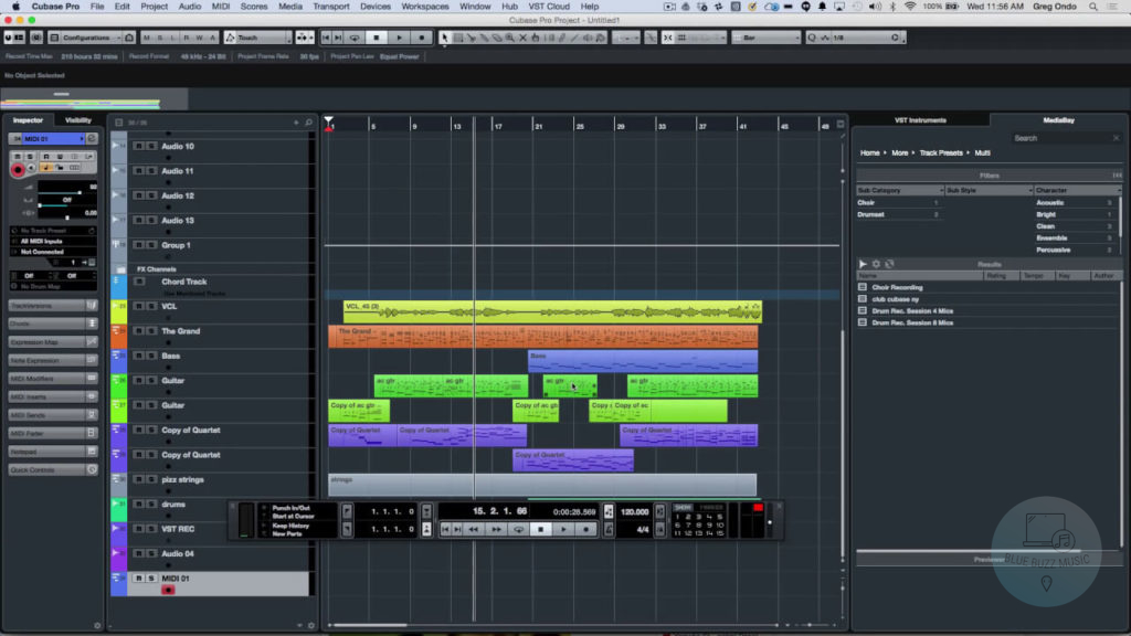 is cubase pro the best daw for orchestral music