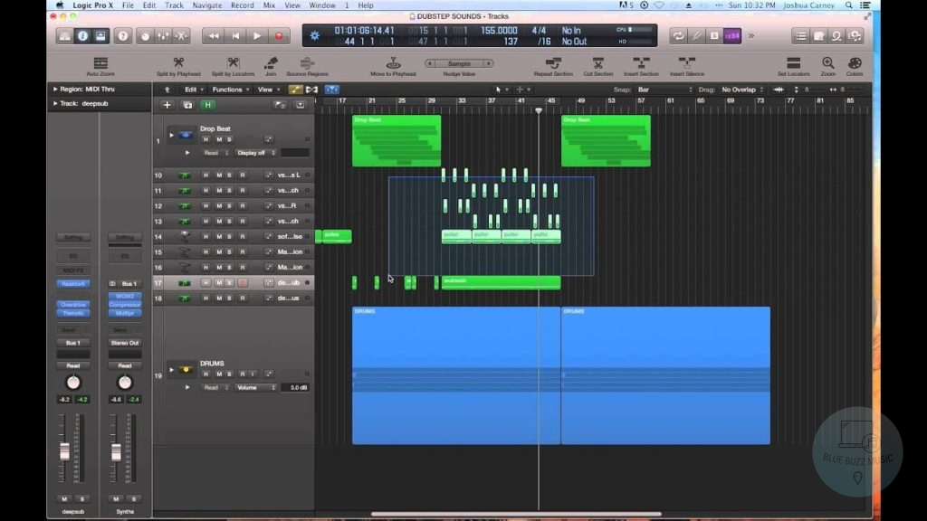 is logic pro x the best daw for recording vocals