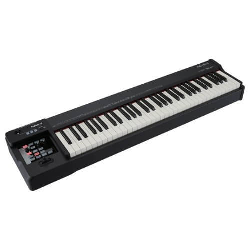 Roland RD-64 - best cheap budget affordable digital piano keyboard with weighted keys