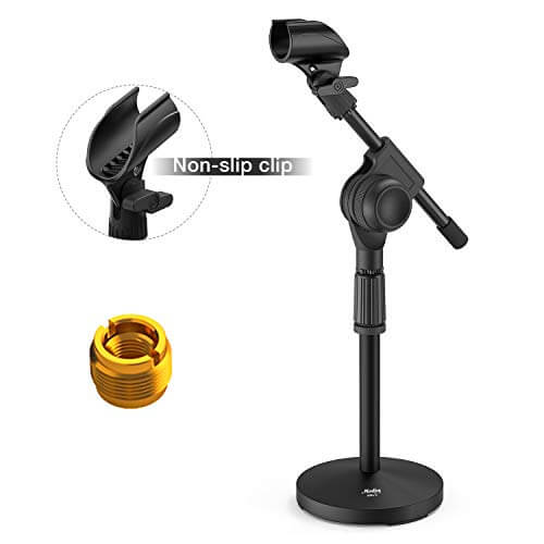 Moukey MMs-2 - good blue yeti mic stand for the money