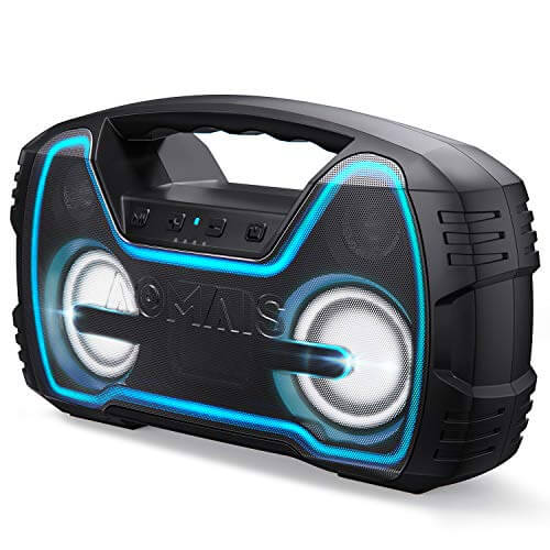 Aomais Go - best portable waterproof party speaker with bass