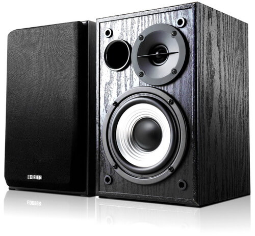 Edifier R980T - best cheap powered turntable speakers for under 200 dollars
