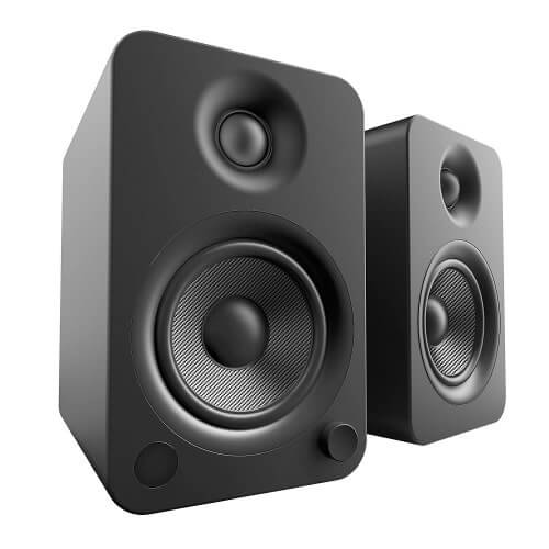 Kanto YU4 - best budget passive powered speakers for turntable