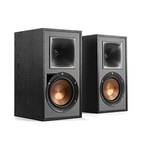 Klipsch R-51PM - best powered speakers for vinyl record players