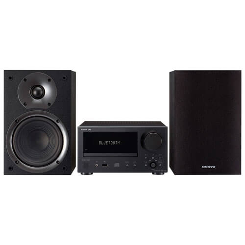 Onkyo CS375 - best budget wireless powered speakers for turntables