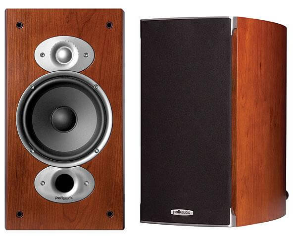 Polk Audio RTI A3 - top best active budget speakers for turntable under 200