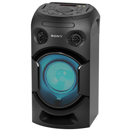 Sony MHC-V21 - best bluetooth party dj speakers for house parties