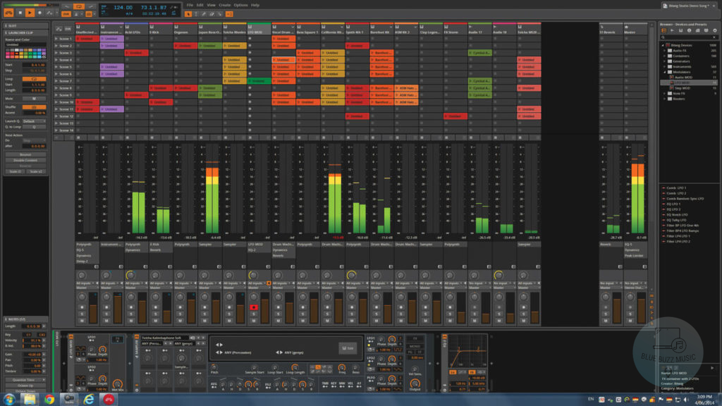 What DAW Software Does Deadmau5 Use to make edm music