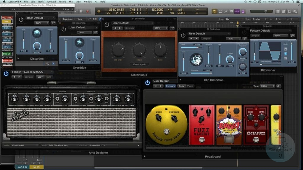 What DAW Software Does Russ Use to make beats, mix and master
