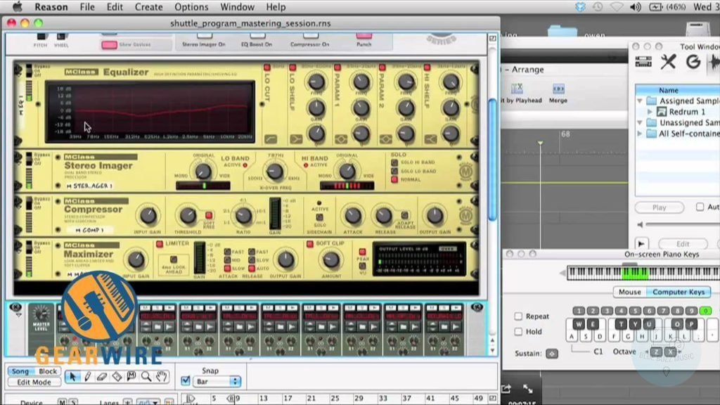 What DAW Software Does Tyler The Creator Use to make his beats, mix and master his music