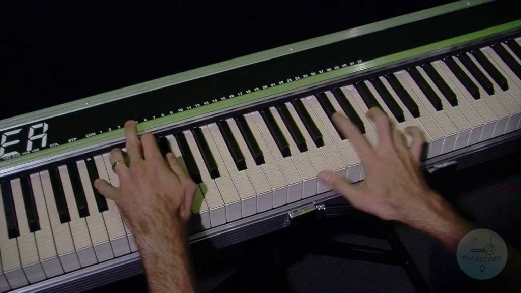does hans zimmer use keyboard for his movie soundtracks - which keyboard does hans zimmer use