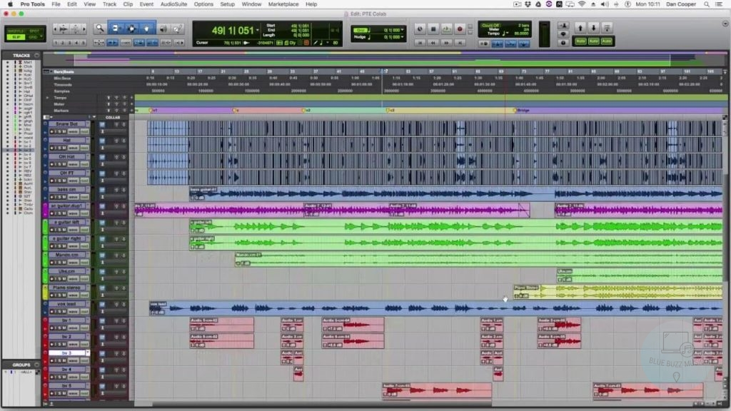 why does hans zimmer uses pro tools to create soundtracks for movies and films
